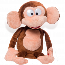 FUNNY FRIENDS MONKEY